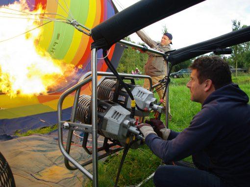 Homme Jonkman – Eigenaar / Piloot/Gastheer
