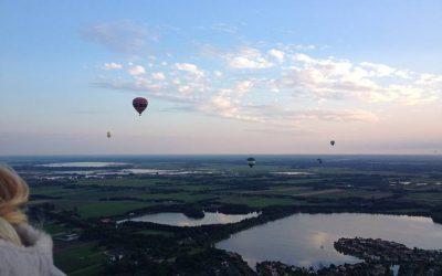 Ballonfiësta Meerstad in Groningen